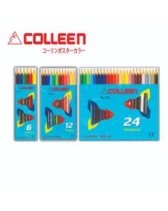 COLLEEN 779 Color Pencil Triangle
