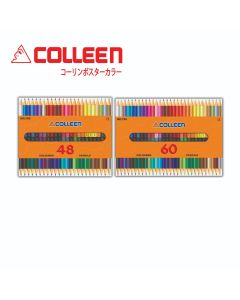 COLLEEN 785 Color Pencil Double End Tip Round