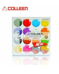 COLLEEN Poster Color 16pcs/set 12ml