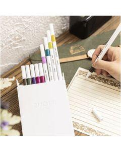 Uni Emott Ever Fine Water-Based Pen 10pcs Set