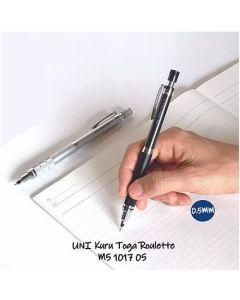 Uni Kuru Toga Mechanical Pencil Roulette 0.5mm M5 1017