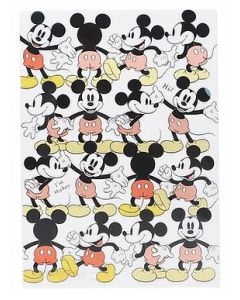 Sun-star Disney A4 Single Clear Folders