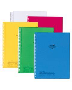 Lihit Lab Aqua Drops Easy Change Clear Book 10P A4 N-1482