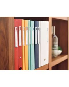 Lihit Lab Noie Style Clear Book A4 (40 Pockets) N7679