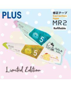 PLUS Whiper MR2 Correction Tape Sanrio Series