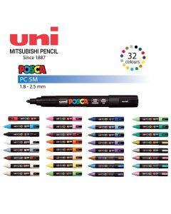 Uni POSCA Water Based Paint Marker PC-5M