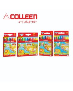 Colleen Regular Wax Crayon Round