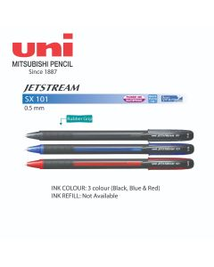 Uni JETSTREAM Open Cap 101 Roller Pen 0.5mm