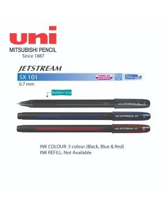 Uni JETSTREAM Open Cap 101 Roller Pen 0.7mm