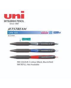 Uni JETSTREAM Retractable 101 Roller Pen 0.5mm