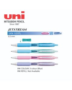 Uni JETSTREAM 101 Rollerball Retractable Pen (Sweet Color) 0.5mm