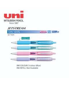Uni JETSTREAM 101 Rollerball Retractable Pen (Sweet Color) 0.7mm