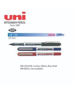 Uni Eye Roller Pen 0.5mm UB 150